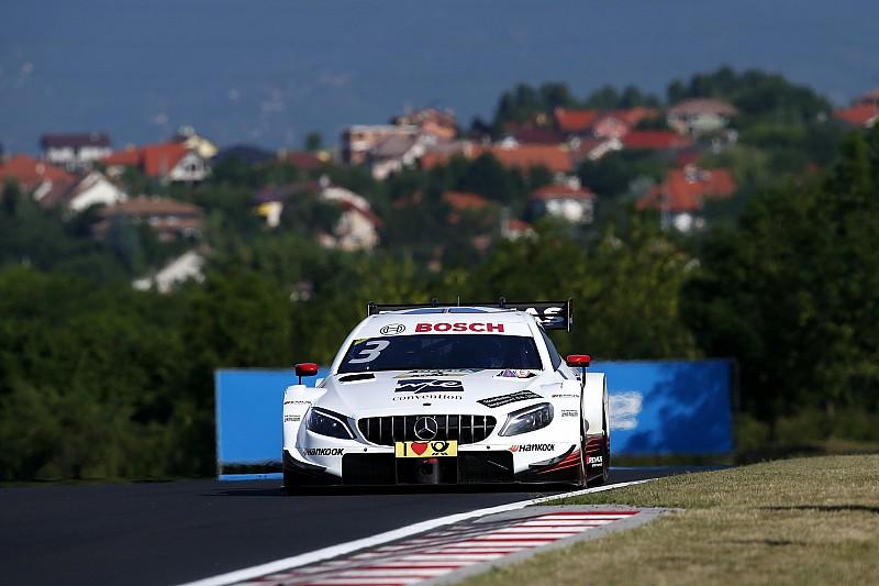 Sieg und F1-Erinnerungen: Budapest gutes Pflaster für di Resta