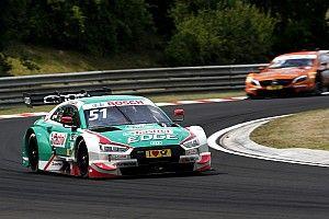 DTM Hungaroring: Müller snelste in FP3, alle BMW's achteraan