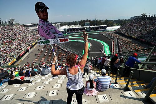 Mexican GP: Top photos from Friday