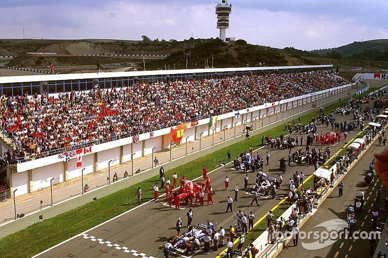 GP Hiszpanii w Jerez?