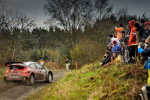 """Les horaires de toutes les spéciales du """"Wales Rally GB"""""""