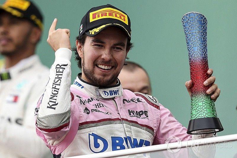 Terceiro em Baku, Pérez é mexicano com mais pódios na F1