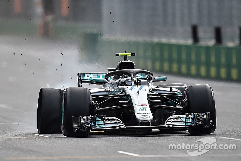 """Shameful"" Baku debris a low point of 2018 - Wolff"
