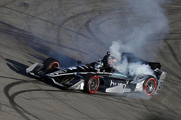 IndyCar Rennbericht Josef Newgarden ist IndyCar-Champion 2017
