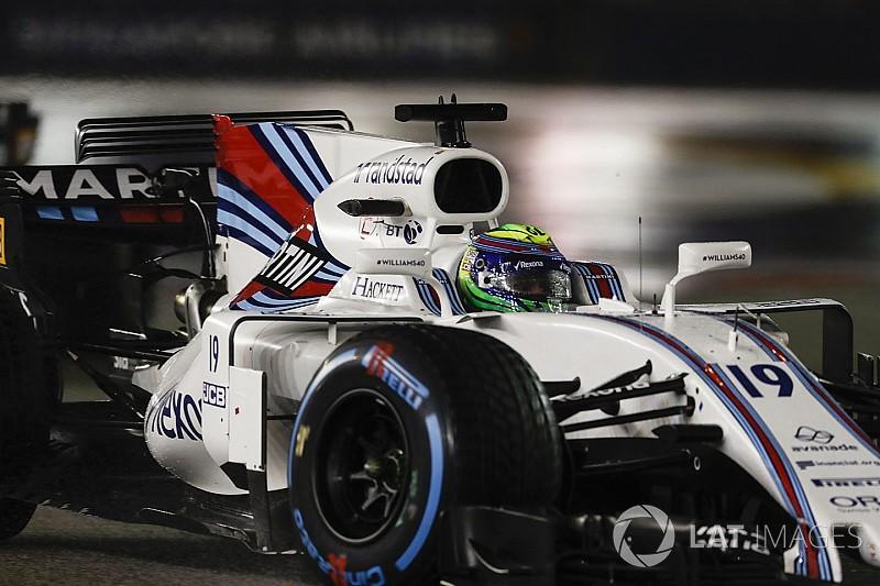 """Massa mostra decepção com corrida em Cingapura: """"Desastre"""""""