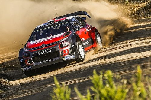 Loeb struggles for pace in Rally Mexico shakedown