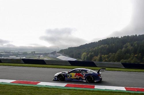 Экстрем выиграл субботнюю гонку DTM в Шпильберге