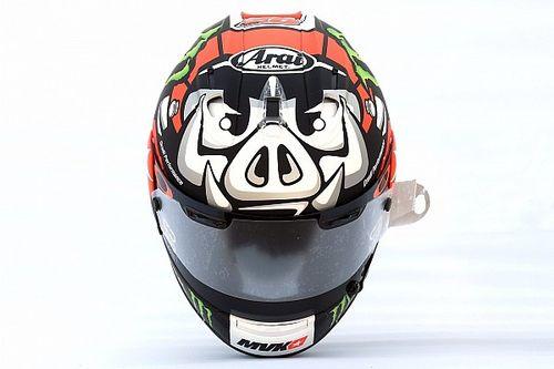 Виньялес проведет Гран При Арагона в новом шлеме