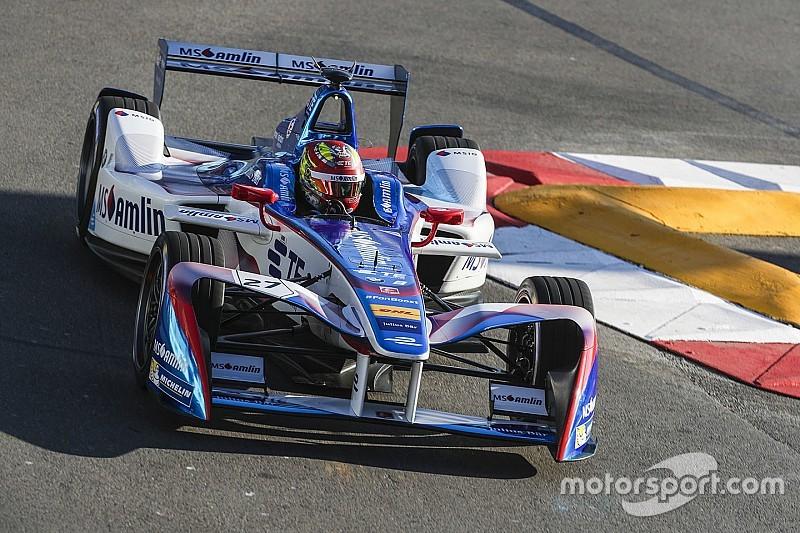 """Frijns over Formule E in Berlijn: """"Race winnen of verliezen in laatste twee ronden"""""""