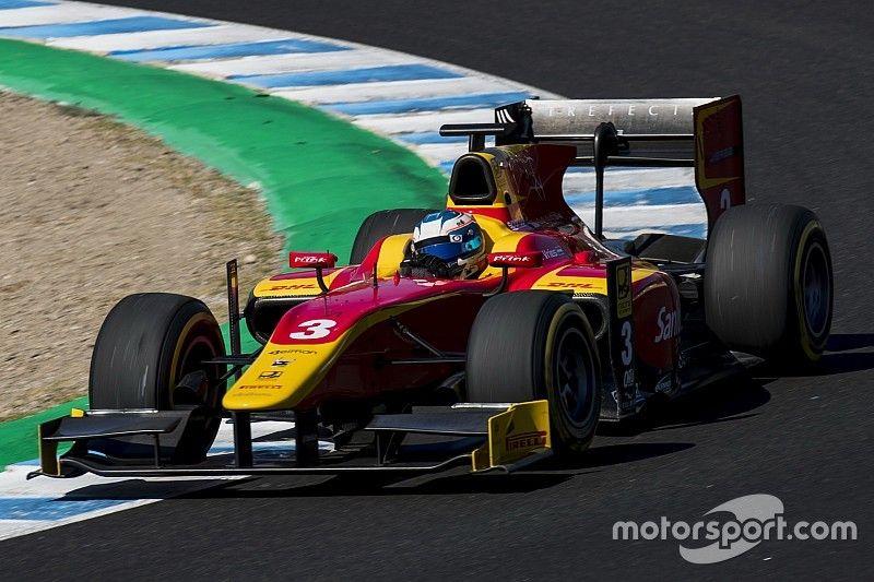 Racing Engineering abbandona la FIA F.2 con effetto immediato!