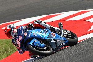 Pasini sale adelante en Moto2