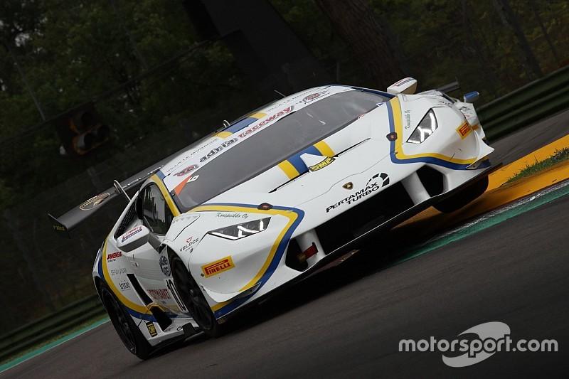 Super GT Cup-GT Cup: Tujula e Vainio concedono il bis in Gara 2 a Imola