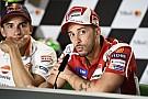 Dovizioso et Ducati s'accrochent:
