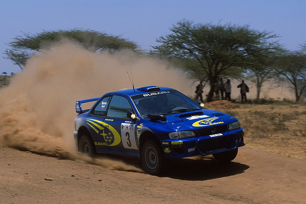 Les 20 rallyes les plus rapides de l'Histoire du WRC
