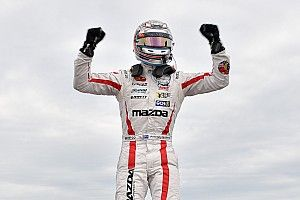 Mid-Ohio Pro Mazda: Martin wins after daring pass on Cunha