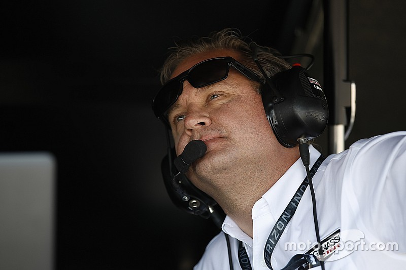 Ex-Ganassi team manager joins AJ Foyt Racing