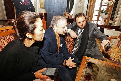 FIA Başkanı Jean Todt'un Türkiye ziyareti ardından...