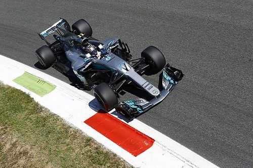 """Mercedes """"found a different kind of stability"""" at Monza"""