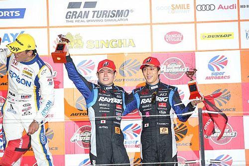 【スーパーGT】激走を見せた山本尚貴、3位表彰台も「正直、悔しい」
