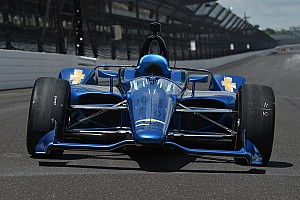 IndyCar Top List Gallery: Check out the 2018 IndyCar design in the flesh