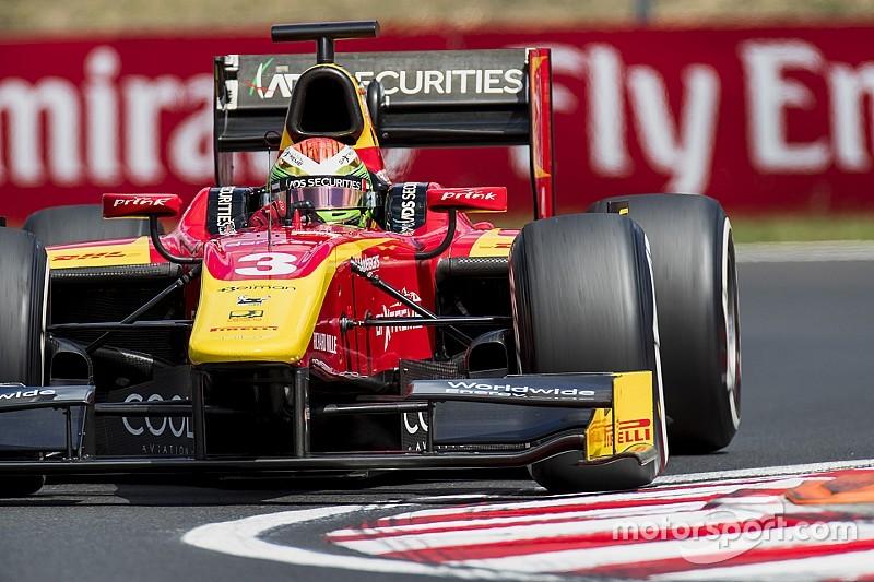 Formel 2 Ungarn: Erster Punkt für Delétraz, Frust bei Boschung