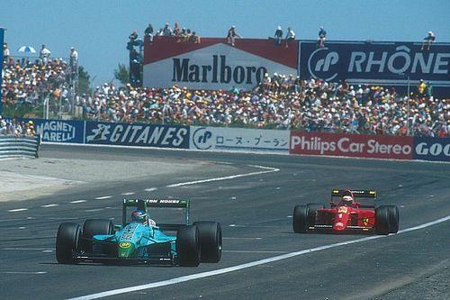 GP di Francia 1990: Ferrari e Leyton House, due laboratori di tecnologia