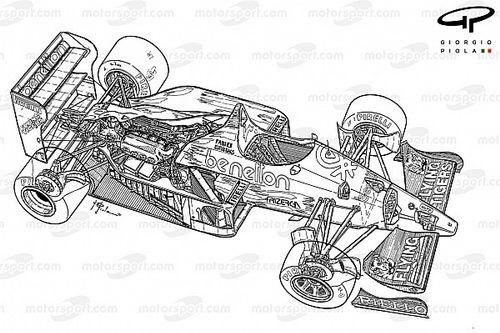 Техническое ретро: самая брутальная машина в истории Формулы 1