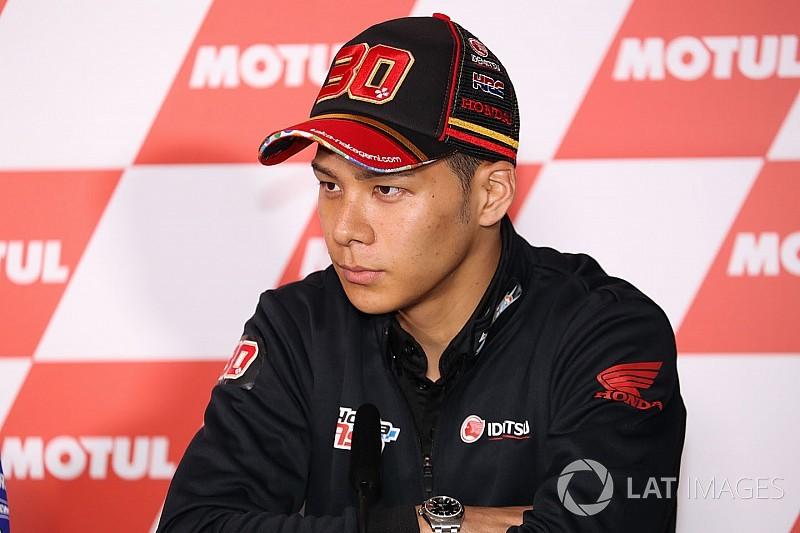 Nakagami lavorerà con l'ex capo tecnico di Pedrosa nel 2018