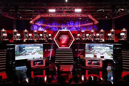 F1 Esports finalinde ilk yarış tamamlandı