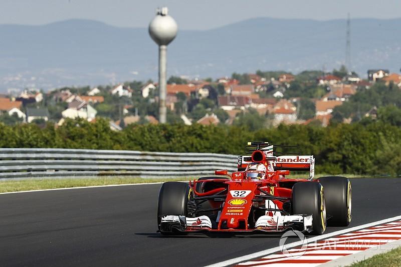 Ferrari: ecco il debutto di Leclerc sulla SF70H a Budapest