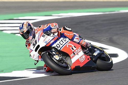 MotoGP Misano 2. antrenman: En hızlı derece Petrucci'nin