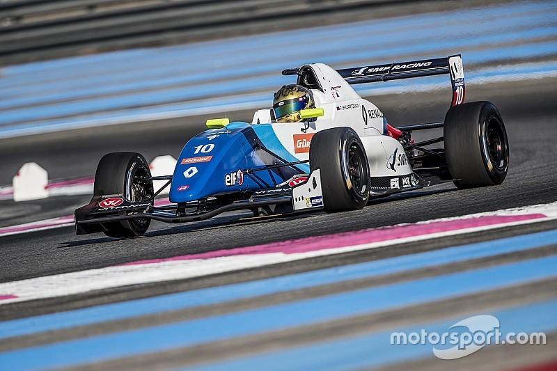 FR2.0 Paul Ricard: Bestrafte Shwartzman domineert tweede race