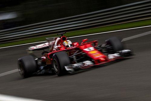 """Vettel vestigt hoop op race pace: """"Niet voor niets op eerste rij"""""""