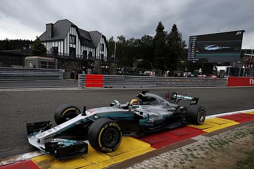 Motorsport Debrief: Hamilton shows he means business at Spa