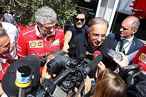 "Ferrari ""la jodió"" dice su presidente"