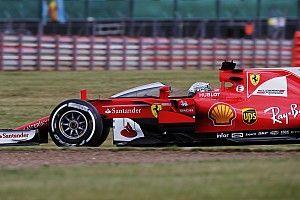 "Vettel says Shield made him ""dizzy"" in test run"