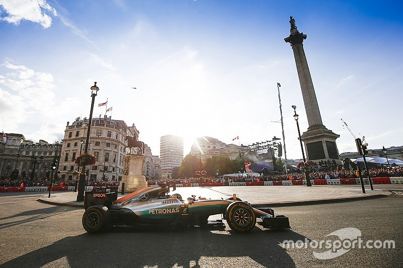 Формула 1 подтвердила желание проводить этап в Лондоне. Гонка на «Сильверстоуне» под угрозой