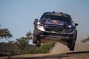 WRC: kemény hétvégéje volt Ogiernek, de maradt az élen