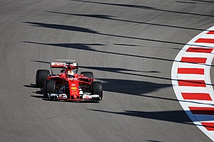 Russian GP: Vettel, Raikkonen keep Ferrari on top in FP3