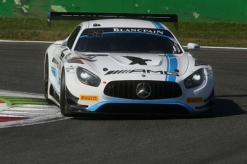 Buurman tops Paul Ricard Blancpain qualifying for Mercedes