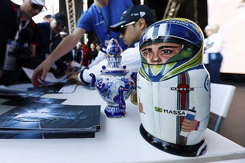 GP de Russie - Les 25 meilleures photos de jeudi