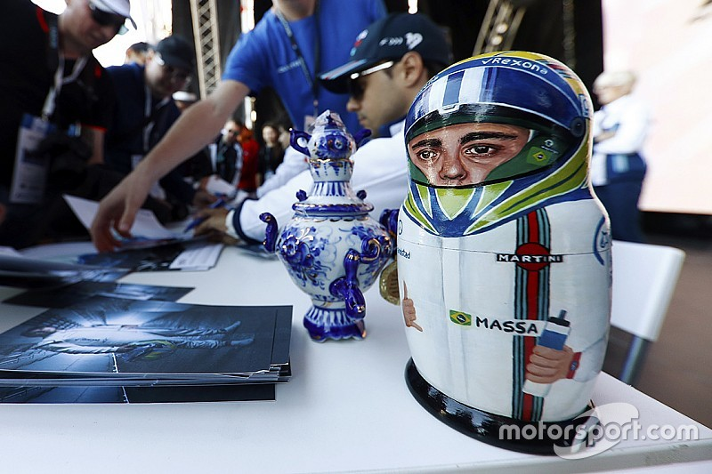 Russian GP: Top 25 photos from Thursday