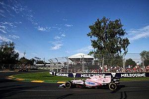 """Perez: """"Williams is op dit moment buiten bereik van Force India"""""""