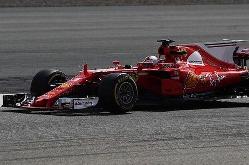 Test Bahrain, Day 2: Vettel sale al terzo posto ad un'ora dalla fine