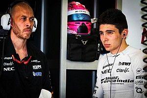Mein Job in der Formel 1: Der Physiotherapeut von Esteban Ocon