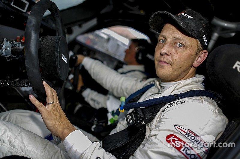 Hirvonen to test World Rallycross car at Silverstone