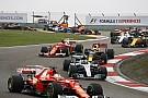 Formula 1 Çin ve Bahreyn, 2018 takviminde yer değiştirebilir