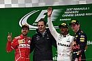 【F1】中国GP決勝:ハミルトン今季初優勝。2位のベッテル寄せ付けず