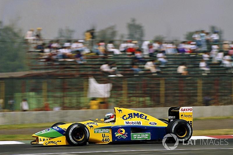 Цей день в історії: перший подіум Шумахера у Ф1