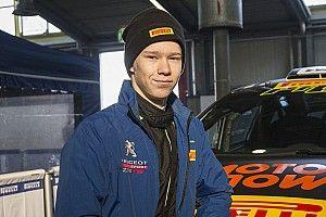 Kalle Rovanpera pronto al debutto nel CIR al Rally il Ciocco